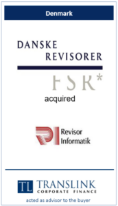 Danske revisorer køber revisor informatik - Schrøder Translink rådgav under salg af virksomhed